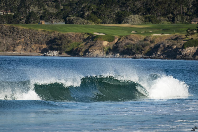 beach, golf, surf, waves