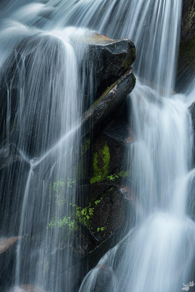 american west, vertical, waterfall